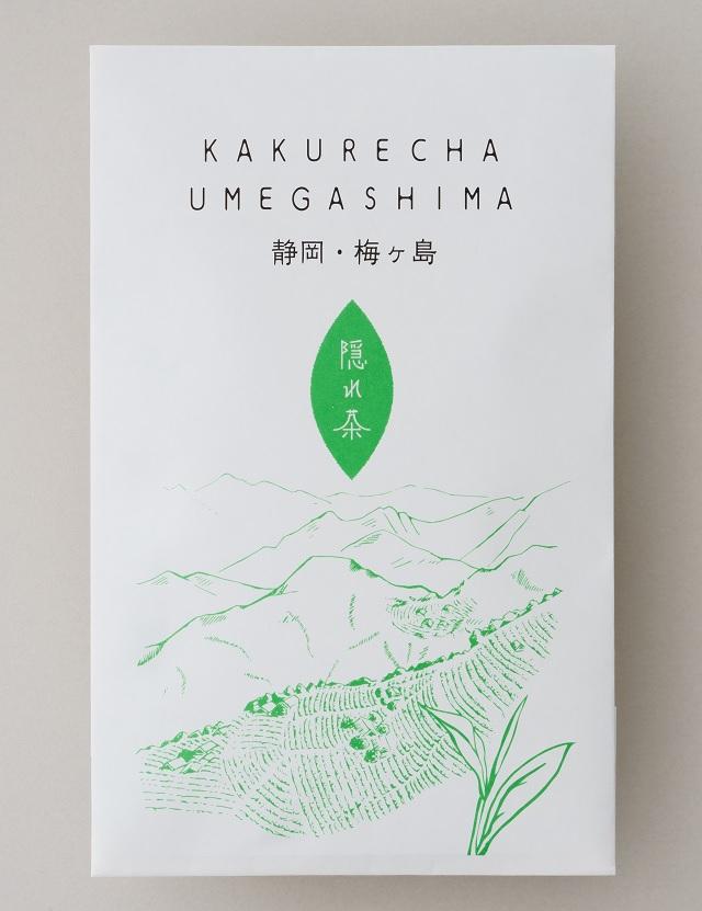 梅ヶ島の隠れ茶